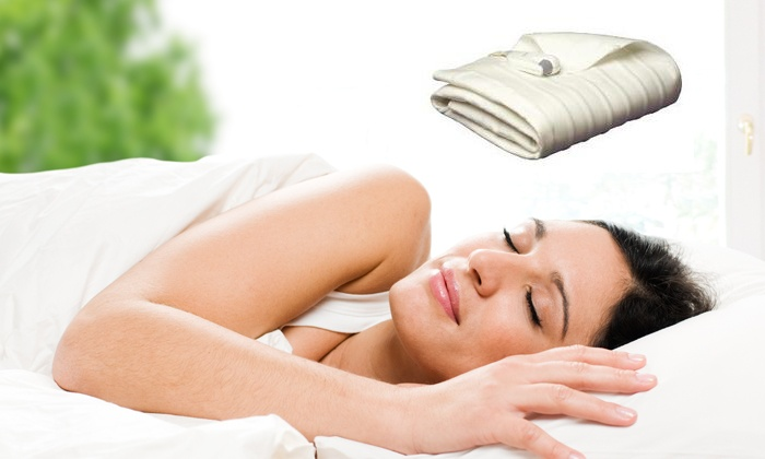 Groupon Goods: Electric Blanket from R269 Including Delivery (Up To 27% Off)