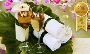 ספא מלון ברדיצ'בסקי: ספא ברדיצ'בסקי מלון בוטיק: עיסוי זוגי לבחירה באורך 45 דקות ב-339 ₪ או עיסוי זוגי + ארוחת בוקר ב-409 ₪ בלבד!