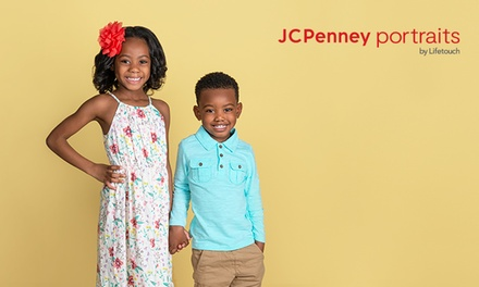 groupon.com - Photography Shoot Packages at JCPenney Portraitsby Lifetouch (Up to 82% Off). Two Options.