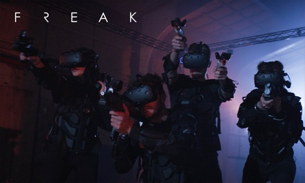 $59 Minute Arizona Sunshine Virtual Reality Game for Two People at FREAK Penrith Up to $118 Value
