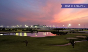 Meydan Golf: Day or Night Nine Holes of Golf, or 18 Holes of Golf at Meydan Golf (Up to 47% Off)