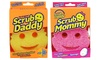 Scrub Daddy and Mommy Duo
