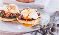 Choice of Breakfast Meal for Two or Four at Vanilla Patisserie (Up to 48% Off)