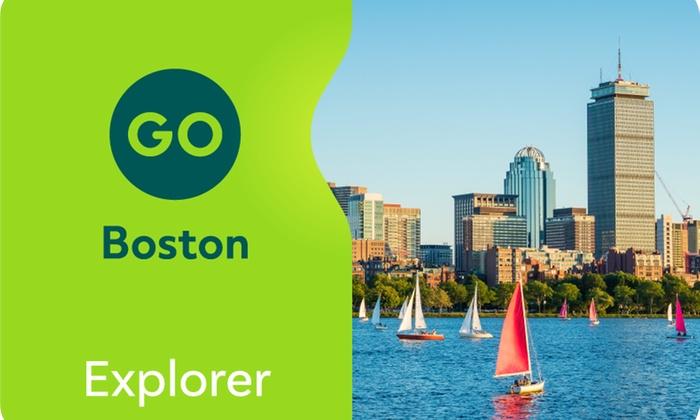 Go Boston Explorer Pass - Go Boston Explorer Pass | Groupon