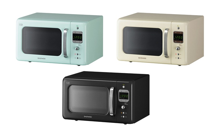 Retro Style Microwave Bestmicrowave
