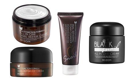 Mizon Snail Repair Skincare Products