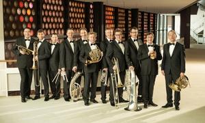 PRO ARTE Frankfurter Konzertdirektion: 2 Tickets für das Adventskonzert von German Brass am 04.12.2016 um 17 Uhr in der Alten Oper in Frankfurt (50% sparen)