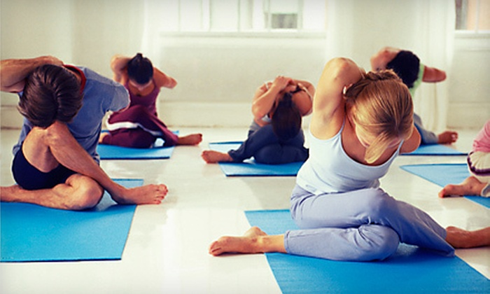 We Love Yoga - Belmont Heights: 10 or 20 Yoga Classes at We Love Yoga (Up to 80% Off)