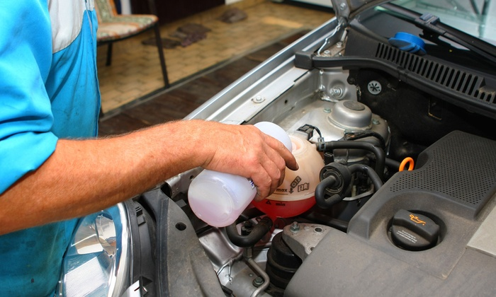 Cherry Avenue Auto Clinic - Lake Forest: $24.95 for Fuel Injection Service and Safety Inspection Package at Cherry Avenue Auto Clinic ($49.95 Value)