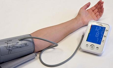Misuratore di pressione automatico da braccio JC-600 a 38,89 € (39% di...