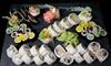 Zestawy sushi – do 70 kawałków