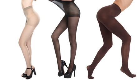 1, 3, 6 of 9 magische panties, kleur naar keuze, vanaf € 7,99 tot korting
