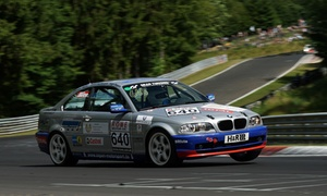Oepen Motorsport: 1 Runde Renntaxi-Mitfahrt auf der Nürburgring-Nordschleife für 1 Person bei Oepen Motorsport (33% sparen*)