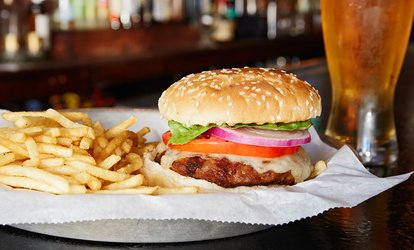 image for Lunch for Two or Four People at Rustic Barn Pub (Up to 53% Off). Four Options Available.