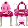 Kids Authority Glamorous Triple-Mirror Vanity Play Set