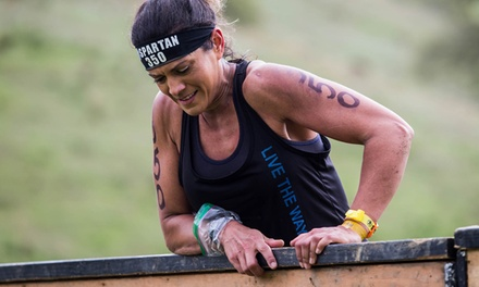 Admission for One to SoCal Spartan Race on January 25–26, 2020 (Up to 60% Off). Two Options Available.