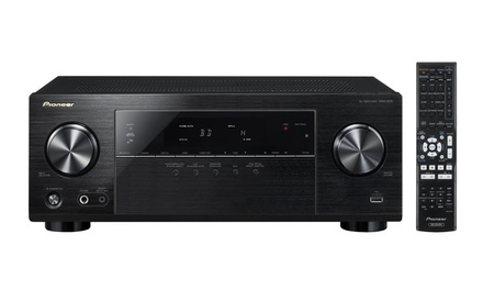Pioneer 5.1-Channel AV Receiver (Refurbished)