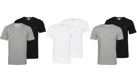 T-shirt da uomo US Polo Assn