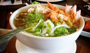 Cay Dua: Vietnamese Feast with Drinks for Two ($39) or Four People ($77) at Cay Dua (Up to $146 Value)