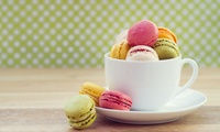 MasterChef-Tutored Macaron Class for One, Two or Four at Coghlans Cookery School (Up to 57% Off)