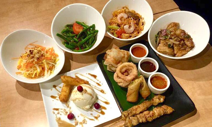 Spoon Kitchen - Kitsilano: C$36 for a Nine-Course Thai and Malaysian Tasting Menu for Two at Spoon Kitchen (C$56 Value)