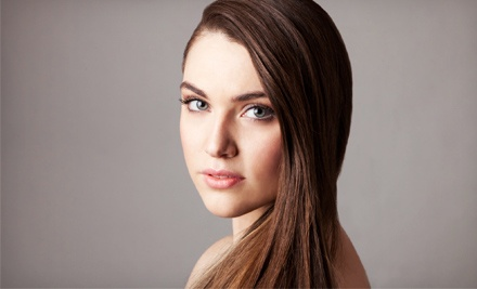 One or Two Keratin Hair-Smoothing Treatments at SHSalon (Up to 66% Off)