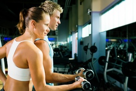Thrive Gym LLC: One-Week Diet and Exercise Program at Thrive Gym Llc (62% Off)