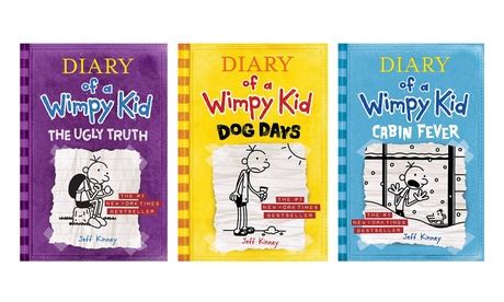 Diary of a Wimpy Kid Series Kids Books 1-12 5864dbfe-4f0c-11e8-8563-00259069d868