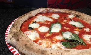 Pizza Margherita (Salerno): Pizza d'eccelenza con impepata di cozze e birra sul lungomare di Salerno da Pizza Margherita (sconto fino a 64%)