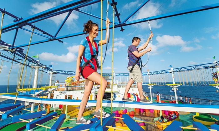 7 Day Western Caribbean Cruise Plus Free Parking And
