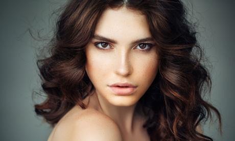 Sesión de peluquería completa con corte y opción a limpieza facial desde 14,90 € en Las Termas de Ruham Oferta en Groupon