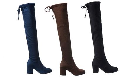 Women's Sheepskin-Lined Boots