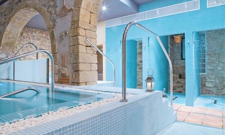 Spa termal de 90 minutos para 2 personas con opción a menú o masaje desde 24,95 € en Spa Can Galvany