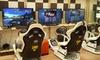 D 2 D Automotive - Bargnana: Gran premio su simulatore per gareggiare con prove libere e attestato al centro D2D Simulation (sconto fino a 57%)