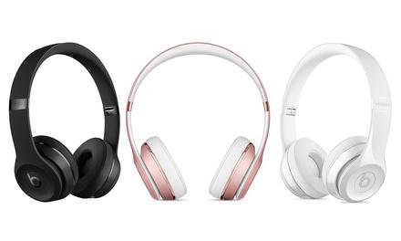 Beats by Dre Solo 3 Wireless Headphones (Refurbished A-Grade)