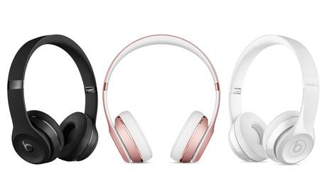 Beats by Dre Solo 3 Wireless Headphones (Refurbished A-Grade) bc51432a-feed-11e6-bda3-00259060b5da