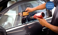 Window Tinting - Hatchback or Sedan ($199), or SUV, Wagons or 4 x 4 Car ($219) with All Style Tinting (Up to $415 Value)