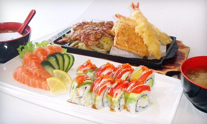 Nishiki Sushi - Victoria-Fraserview: Japanese Meal for Two or Four at Nishiki Sushi (Up to 52% Off)