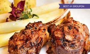 Saray Restaurant: Three-Course Turkish Meal For Two or Four from £18.95 at Saray Restaurant (Up to 37% Off)