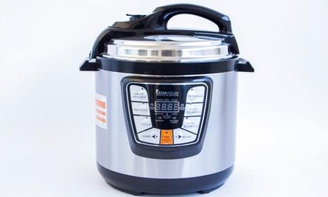 1 o 2 ollas eléctricas programables ASTAN HOGAR con capacidad de 6 litros