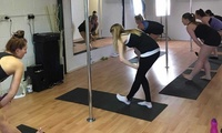 One or Three Pole Dance Classes for Beginners at Superwoman Pole Dance (Up to 44% Off)