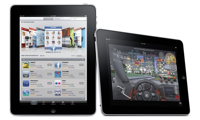 HCI Distribution LTD: Refurbished Apple iPad 2 16GB WiFi Black for €189.99 With Free Delivery