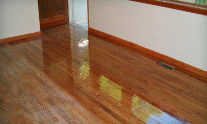 Fabulous Floors - Worthington Highlands: $99 for Resurfacing Services for 200 Square Feet of Hardwood Flooring from Fabulous Floors ($198 Value)