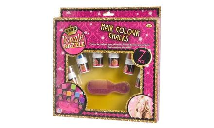 SevenPiece HTI Razzle Dazzle Hair Set for £5.99
