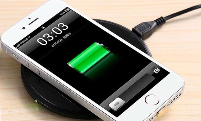 Chargeur sans fil à induction | Groupon Shopping