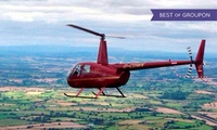 Sightseeing Helicopter Flight with Heli Air