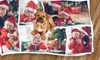 Dinkleboo: Photo Collage Blanket or Custom Play Blanket from Dinkleboo (Up to 84% Off)