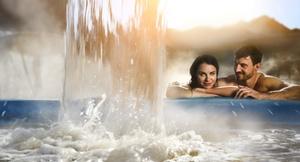Wodny Park Beszeniowa: Całodzienny biletRelax Packet do wodnego parku Beszeniowa (55,90 zł) z lunch menu (76,90 zł) na Słowacji (do -49%)