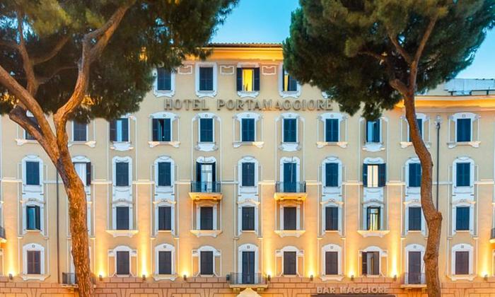 Hotel porta maggiore groupon - Femme de chambre code rome ...