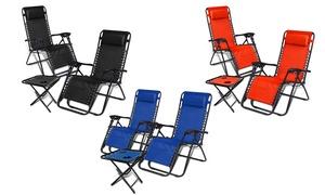Women And Children Folding Bar Chair. Sun Loungers Suitable For Men